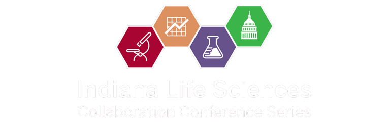 Indiana Life Sciences Collaboration Conference Series logo